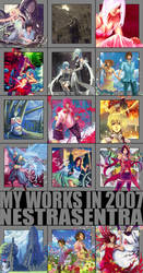 All My Works in 2007 by Nestrasentra