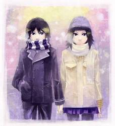Cold by Nestrasentra
