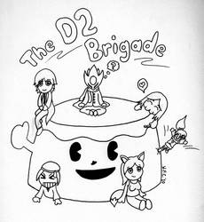 D2 Pudding Brigade by WaitingForCoffee