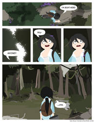 The Whale Fins - #1 Page 17 by AvianHandicrafter