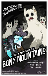 They Came From the Bony Mountains [Spooktober '18] by AvianHandicrafter