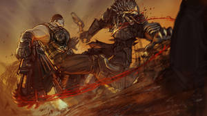 Gears of War 3 Entry by derangedhyena