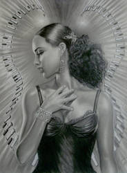 Alicia Keys by stephan80