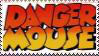 Danger Mouse Stamp by FlyingTanuki