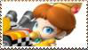 Baby Daisy Stamp by FlyingTanuki