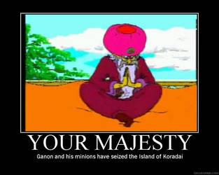 Your Majesty by FlyingTanuki