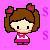 Sailor Sweetheart Pixel Icon by FlyingTanuki