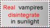 Real Vampires stamp by FlyingTanuki