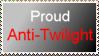 Proud Anti-Twilight stamp by FlyingTanuki