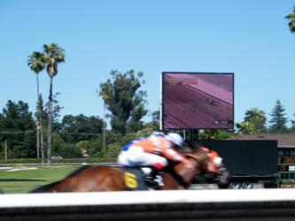 LBS - STOCK - HORSE RACE-009 by LazyBonesStudios