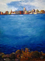 Lake Monona by EricAndersonCreative