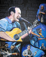 Dave Matthews Band by EricAndersonCreative