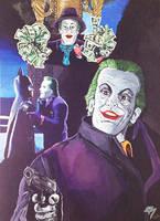 The Joker (Batman 1989) by EricAndersonCreative