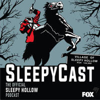 Sleepycast Podcast Cover Design by EricAndersonCreative