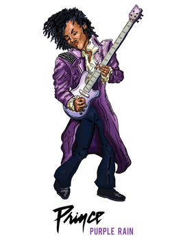 Prince (Sketch_Dailies) by EricAndersonCreative