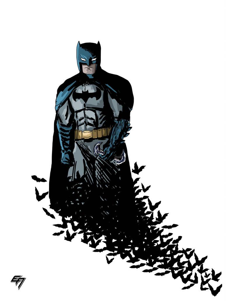 Happy Batman Day by EricAndersonCreative