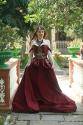 Queen by WatanskaTatianaStock