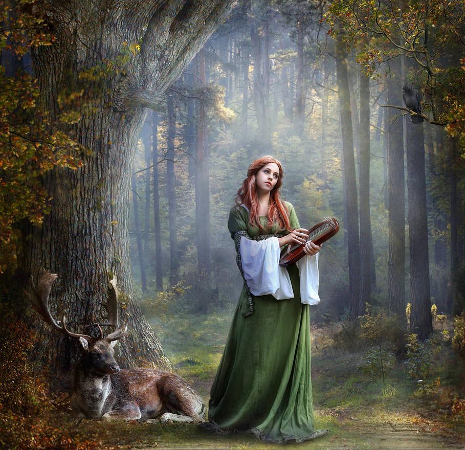 Melody of Love by Watanska