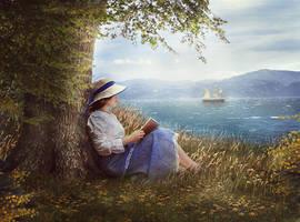 Summer time by WatanskaTatianaStock