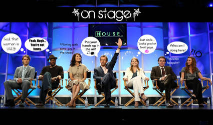 House Cast: On Stage by xCookie93