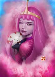 Princess Bubblegum by Yingzx2