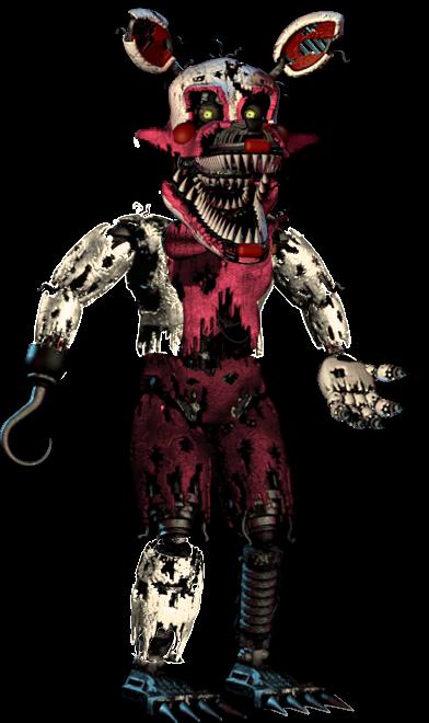 nightmare toy foxy by y mmdere on deviantart