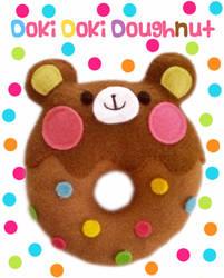 Doki doki doughnut by Shiroyi