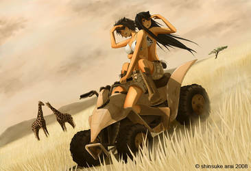 Africa_05 by dead-robot