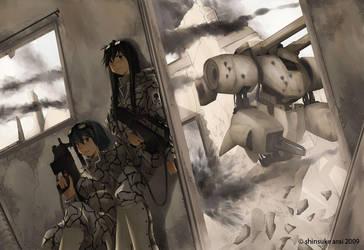 Battlefield_04 by dead-robot