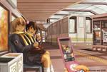Eki Train Station by dead-robot