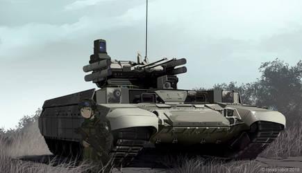 BMP-T by dead-robot