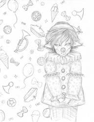 Zimmero The Clown by Rosebud-Inc