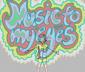 Music to my eyes by Rosebud-Inc