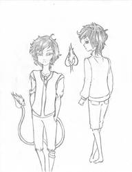 Fey Character by Rosebud-Inc