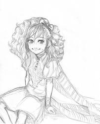 Sketching by Rosebud-Inc