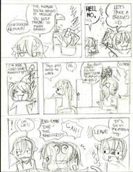 Mangaka Inu-chan 2 by shalaylex