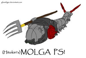 Hitokiri's Molga PS by GhostLiger