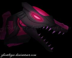 Pink Menace Spiner by GhostLiger
