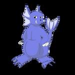 Fakemon Urkan by GhostLiger