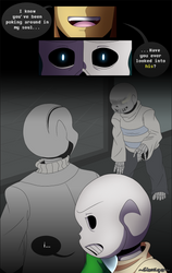 Curiousity Pg27 by GhostLiger