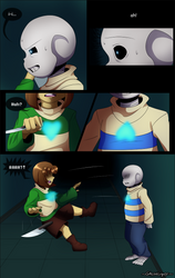 Curiousity Pg28 by GhostLiger