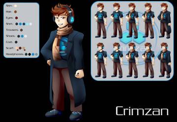 Crimzan4 Ref [Gift] by GhostLiger