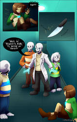 Curiousity Pg29 by GhostLiger