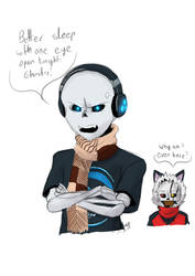 So this happened. by GhostLiger