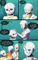 Curiousity Pg32 by GhostLiger