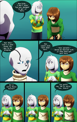 Curiousity Pg33 by GhostLiger