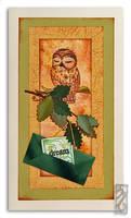 owl by molligami