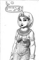 Maatkare Hatshepsut by rincewindmog