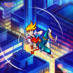 Galaxy Remix Neo by Magochocobo