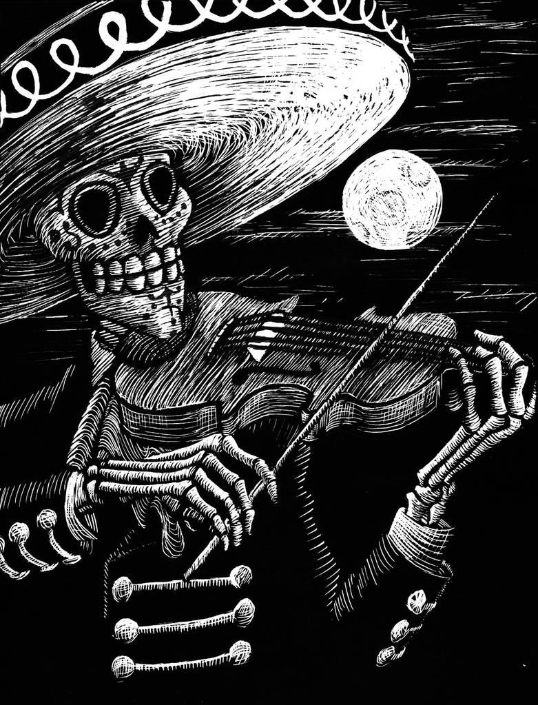 Dia de los Muertos by jonc20